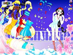 Ballet Celebrity game
