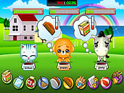 Play My cute pets Game