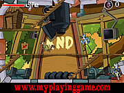 Regular Show Tree House game