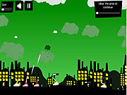 Angry Cloud game