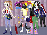 juego All Styles Dress up
