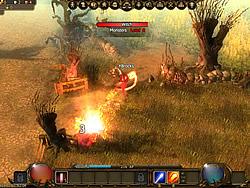 Играть бесплатно в игру Drakensang Online