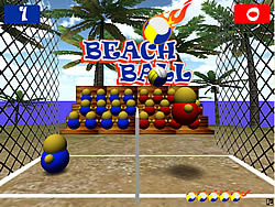 Beach Ball Unity game