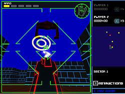 Space Paranoids game