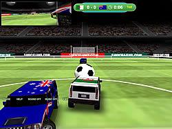 Permainan World Hummer Football