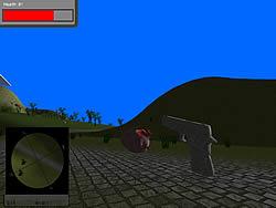 Island Escape 3D game