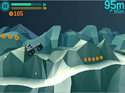 Play Lynx Lunar Racer Game