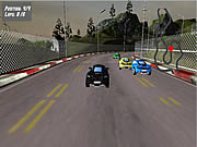 Smooth Racing game