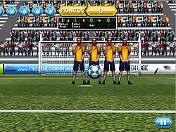 Soccer Free Kicks game