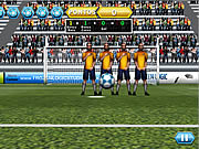 Play Soccer Free Kicks Game