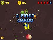 Fruit Slasher 3D game