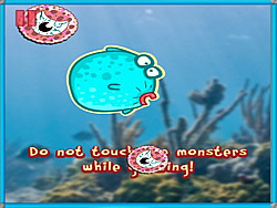 Battle Fish game