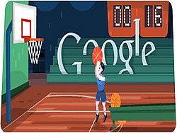Google Olympic Doodle game