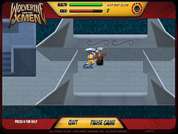 Wolverine and the X-Men: Search and Destroy game