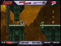 Gioca gratuitamente a Avengers: Takedown