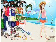 juego Thailand Beach Dress up