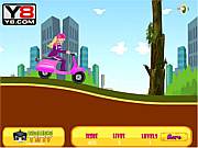 Barbie Princess Vespa game