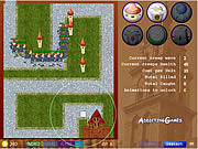 Play Fratboy girlfriend tower defense Game