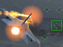 เล่นเกมฟรี Air War 3D: Invasion