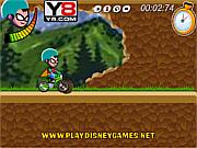 Teen Titan Bmx Challenge game