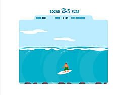 Bogan Surf game