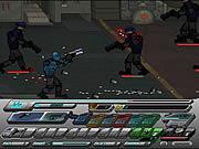 Tek Tactical game