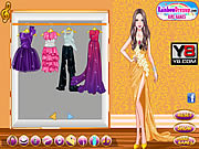 Play Oscar Party Dresses Game