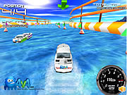 3D Storm Boat game