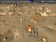 Play Open Fire Gold Game