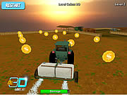 Play Tractor Farm Parking Game