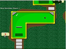 Juega al juego gratis Miniputt