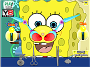 SpongeBob Nose Doctor game