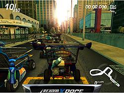 Permainan Rexona X Race