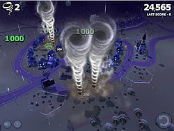 Tornado Time game