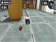 Play free game Lego: Technic Pull Back