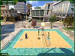 Super Volleyball Brazil game