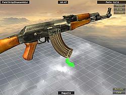 Spielen Sie das Gratis-Spiel  Gun Disassembly