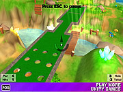 Mini Golf Islands game