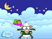 Play Garfields sheep shot Game