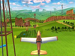 Jogar jogo grátis Planes - Propwash Pursuit