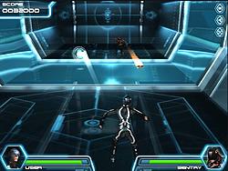 Tron Legacy - Disc Battle game