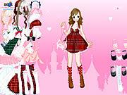 Stockings Dress up game