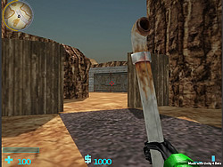 HalfLife-V game