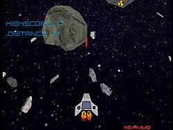 Играть бесплатно в игру Asteroid Alley