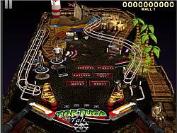 juego Tortuga Tales Pinball