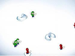 Snowcraft game