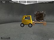 Forklift Hazard game
