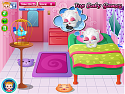 juego Baby Hazel Naughty Cat
