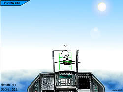F16 Steel Fighter game