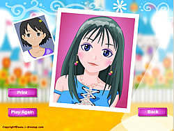 Girl Makeover 2 game